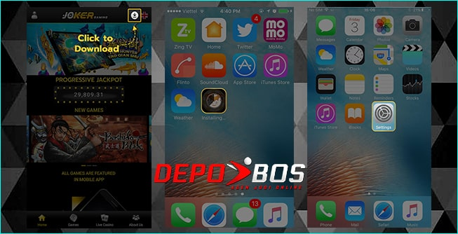 step download ios joker1888 pertama
